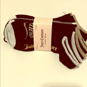 Juicy Couture Sock Set
